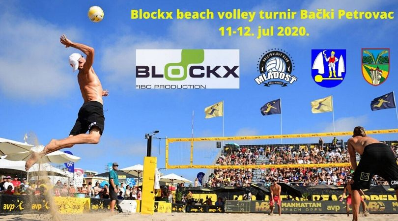 Blockx beach volley turnir Bački Petrovac
