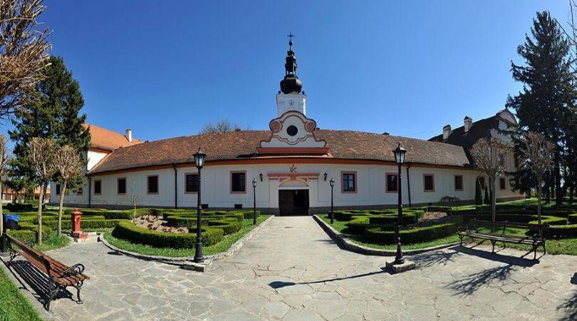 Žefarović u manastiru Bođani ustoličio početak modernog srpskog slikarstva