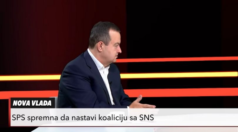 DAČIĆ: Ako nas Vučić ne bude hteo, bićemo konstruktivna opozicija