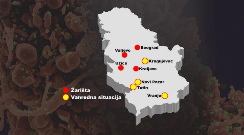 Broj zaraženih u Srbiji raste, učinite što je do vas da se zaštitite