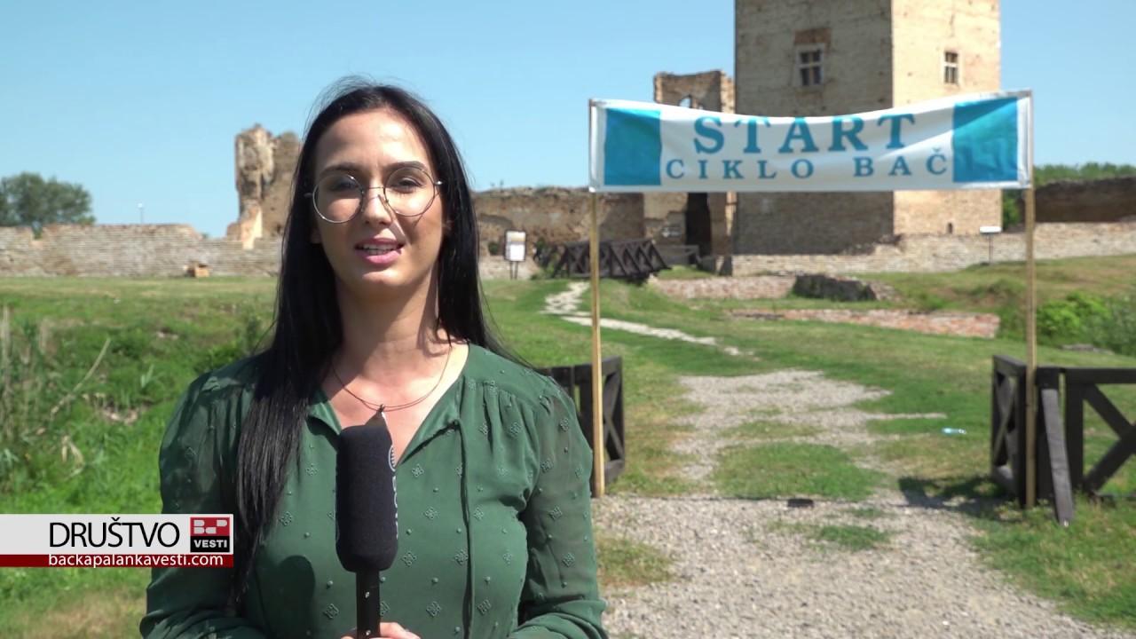 """Manifestacija """"Ciklobač"""" održana šesti put u Baču"""