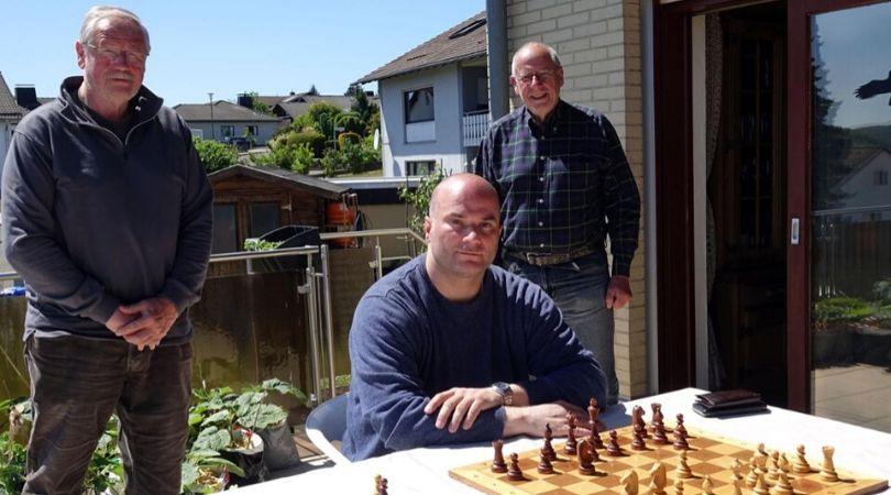 Miša Pap i braća Keding: Šahovsko prijateljstvo bez granica