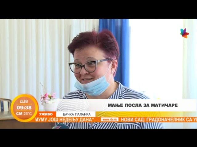 Koliko brakova je sklopljeno, a koliko ima razvoda u Bačkoj Palanci od početka godine? (VIDEO)