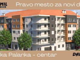 Dammil gradnja Bačka Palanka